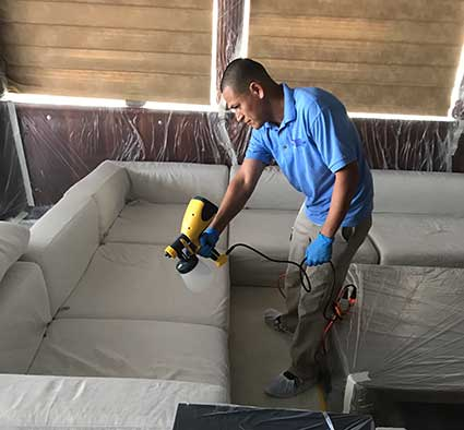yacht carpet cleaning